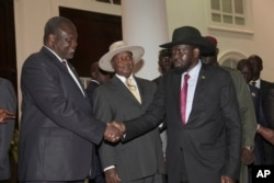 US Cheers South Sudan's Progress Toward Peace, Expects 'Long Process'