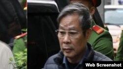 Cựu Bộ trưởng Bộ Thông tin và Truyền thông Nguyễn Bắc Son bị đề nghị mức án tử hình vào ngày 20/12/2019.