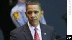 Le président Obama