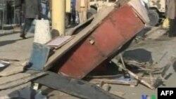 Serija eksplozija u Iraku