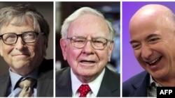 Bezos Gates Buffett