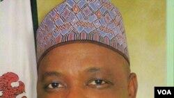 Wakil Presiden Nigeria Mohammed Namadi Sambo
