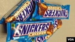 Nhà sản xuất kẹo Mars đã ban hành lệnh thu hồi trên khắp châu Âu vì lo ngại rằng trong kẹo có thể có những mảnh nhựa.