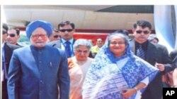 من موہن سنگھ کا دورہ بنگلہ دیش، کسی اہم معاہدے پر دستخط نہ ہوسکے