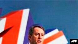 Bộ trưởng Quốc phòng Anh Liam Fox