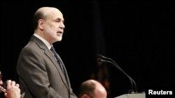 Chủ tịch Quỹ dự trự Liên bang Hoa Kỳ Ben Bernanke