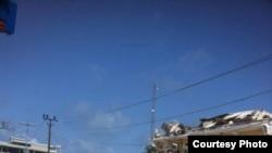 Mogadishu Naso-Hablod Hotel Bombing