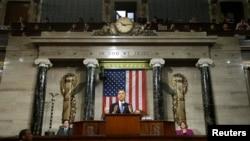 El Estado de la Unión es el discurso que tradicionalmente ofrecen los presidentes en enero, en donde ofrecen, desde el Congreso a la nación, un reporte de los logros obtenidos y el trabajo pendiente.