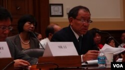 ICT Vice President Bhuchung Tsering