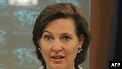ABD Dışişleri Bakanlığı sözcüsü Victoria Nuland