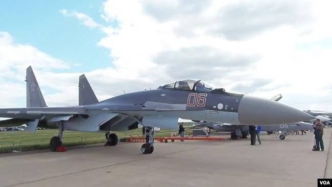 中国大力收集军事科技情报 苏-35战机技师泄密被判刑