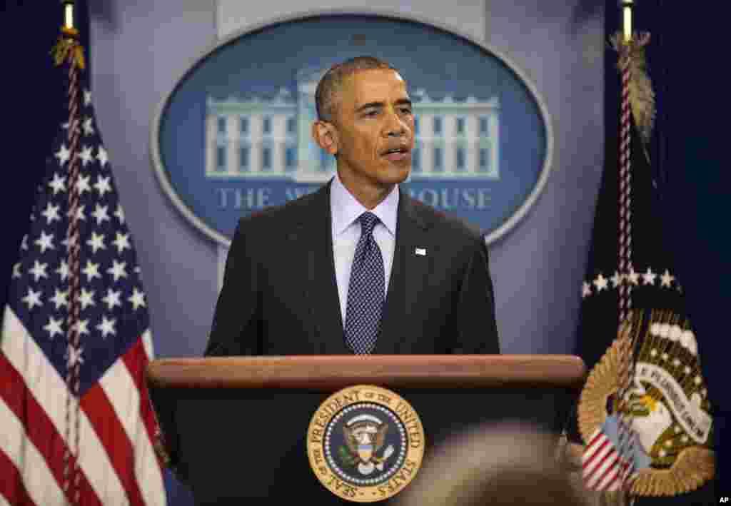 صدر براک اوباما نے اورلینڈو نائٹ کلب پر فائرنگ کے واقعے کو دہشت گردی اور نفرت پر مبنی واقعہ قرار دیا ہے۔