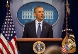Remarks On Terror Attack By US President Barack Obama