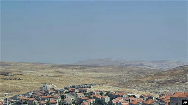 General view of the east Jerusalem neighborhood of Pisgat Zeev, for which Israel's Interior Ministry has given final approval for the construction of 1,600 new houses, August 11, 2011