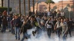 پیامی هشدارآمیز و در عین حال دلگرم کننده به مردم مصر
