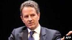 Bộ trưởng Tài chánh Mỹ Timothy Geithner