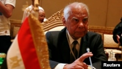 مصر کے عبوری وزیرِ اعظم حاظم الببلاوی