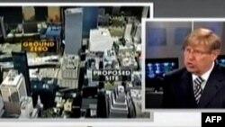 Republikanac Ted Olson u televizijskoj emisiji brani komentar predsednika Obame da bi trebalo dozvoliti izgradnju islamskog centra i džamije u blizini mesta gde su nekada stajale kule Svetskog trgovinskog centra