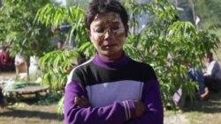 Burma Mine Protesters Await Report from Suu Kyi Committee