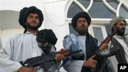 阿富汗塔利班 (资料照片)