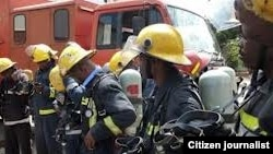 Bulawayo Firefighters