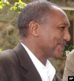 Communications Minister Bereket Simon