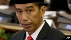 """Shugaban Indonesia Joko """"Jokowi"""" Widodo"""