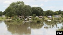 Cheias do Rio Kwanza deixam população sem alimentos