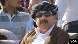 ڕههبهر سهید ئیبراهیم \ئهندامی سهركردایهتی یهكێتی نیشتمانی كوردستان