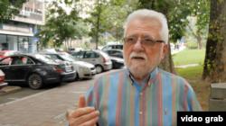 Arhiva - Epidemiolog Zoran Radovanović (Foto: VoA)