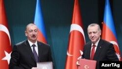 Azərbaycan prezidenti Türkiyədə səfərdədir