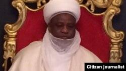 Sultan Muhammad Sa'ad Abubakar III, Sokoto.
