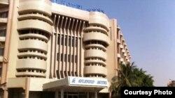 Le Splendid hotel à Ouagadougou au Burkina Faso
