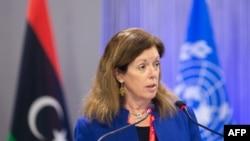 Stephanie Williams ni we ntumwa yihariye ya ONU muri Libiya
