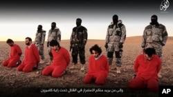 داعش همواره تصاویر تکاندهندۀ خشونت و قساوت خود را در انترنت نشر کرده است