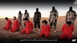"""""""داعش در عراق و سوریه نسل کشی کرده است"""""""