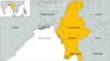 Myanmar tuyên án 8 người Trung Quốc buôn lậu vũ khí
