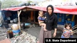 Pakistan usaid helping to prevent typhoid. (File)