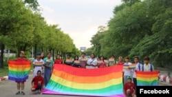 同性、雙性及跨性別-LGBT 群體。
