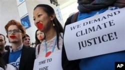 hí hậu ngày càng khắc nghiệt do tình trạng biến đổi khí hậu.