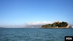 Alcatraz is part of the Golden Gate National Recreation Area, including Muir Woods and the Golden Gate Bridge. (Photos by Carla Babb and Ryan Newell)