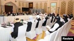 د یکشنبې په ورځ (جولای۷) په قطر کې بین الافغاني خبرې پیلیږي.