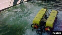 """Một thiết bị lặn có tên gọi """"Deep Drone"""" của Hải quân Mỹ."""