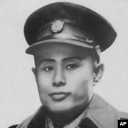 缅甸独立运动领袖昂山将军