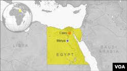 Những tay buôn lậu thường dùng biên giới Ai Cập, Libya để chuyển vũ khí vào Ai Cập.