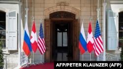 Mesto susreta Bajdena i Putina - ženevska vila La Granž uoči susreta dvojice državnika