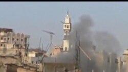 2012-03-21 美國之音視頻新聞: 聯合國安理會考慮敘利亞問題提案