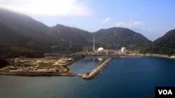 La planta nuclear Angra 3, para producir energía eléctrica, que Brasil pondrá en funcionamiento en breve en el Estado de Rio de Janeiro.