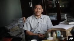 中國知名維權律師浦志強(資料圖片)