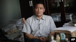中国维权律师浦志强 (资料照片)